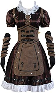 Returns Cosplay Costume Alice Stream Halloween Dress