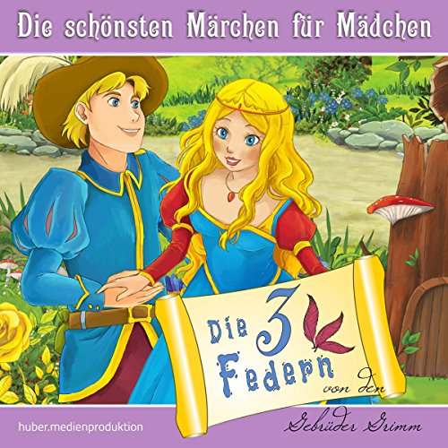 Die drei Federn audiobook cover art