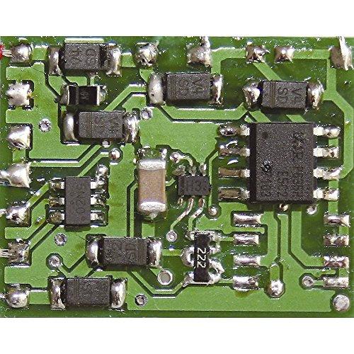 TAMS Elektronik 41-02421-01-C LD-W-32.2 Lokdecoder mit Kabel, ohne Stecker