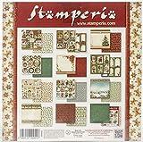 STAMPERIA SBBS02 - Bloc de papel