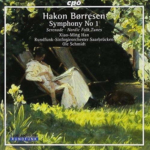 Hakon B?resen: Symphony No. 1; Nordic Folk Tunes by unknown (1999-05-11)