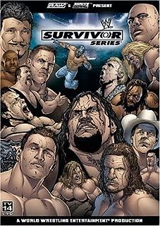 WWE Survivor Series 2004
