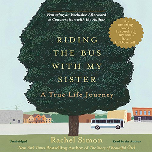 Riding the Bus with My Sister audiobook cover art