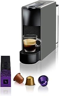 Nespresso C30 Essenza Mini Kapsüllü Kahve Makinesi, Gri