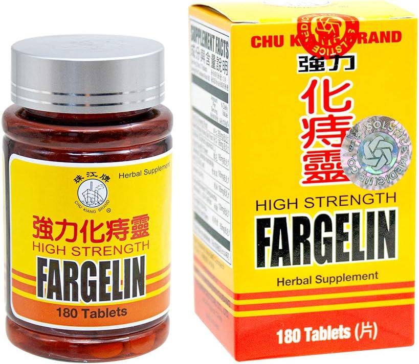 High Strength Max 82% OFF Fargelin Herbal Supplement Solstice by Co Popular overseas Medicine