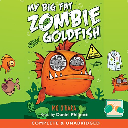 My Big Fat Zombie Goldfish Titelbild