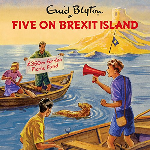 Five on Brexit Island cover art