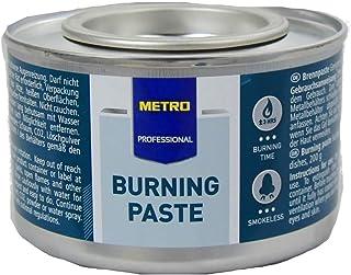 METRO 2 x 200 g de pâte combustible 3 heures de gel combustible Produit de qualité pour chauffe-plats Chafingdish Fournitu...