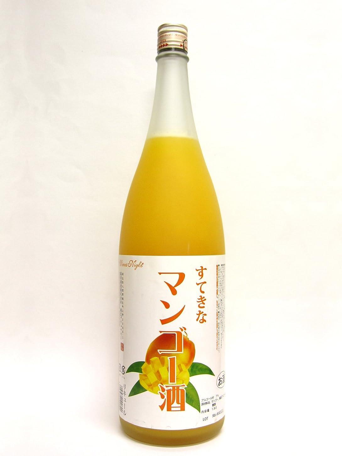 すてきな マンゴー酒 7° 1.8L