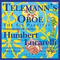 Telemann: Oboe Partitas Nos. 1-6