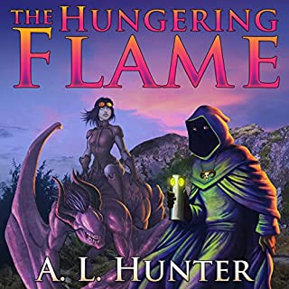 The Hungering Flame Titelbild