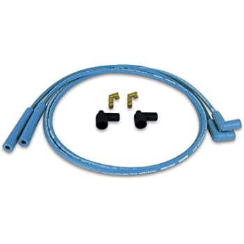 Moroso 72415 Blue Max Spiral Core Sleeved Wire Set