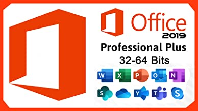 Chave de Ativação Office 2019 Professional Plus, Registro