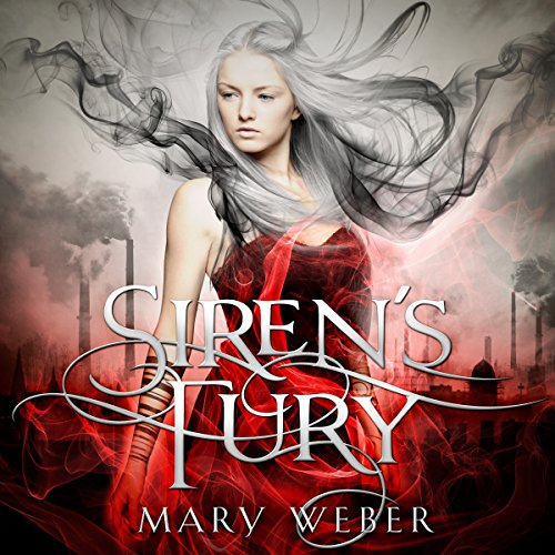 Siren's Fury audiobook cover art