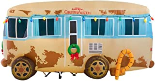 Gemmy 7.5Ft. Wide Christmas Inflatable National Lampoon's Christmas Vacation Uncle Eddie's RV Indoor/Outdoor Holiday Decor...