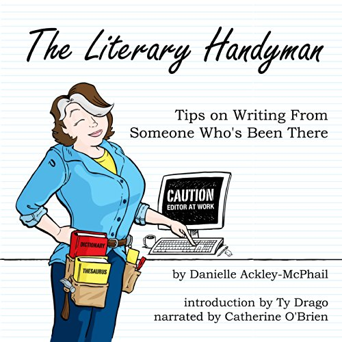 The Literary Handyman audiobook cover art