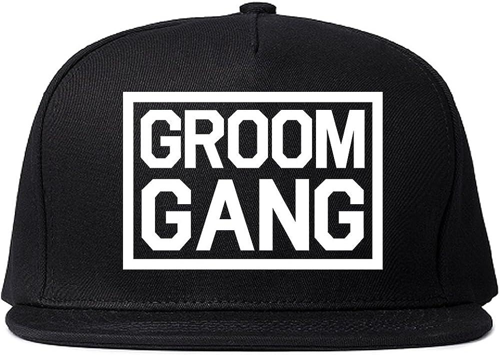 Kings Of NY Philadelphia Mall Max 62% OFF Groom Gang Cap Hat Party Snapback Bachelor