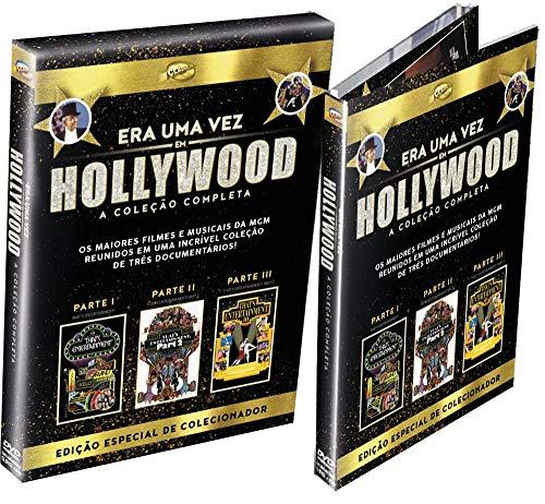Era uma Vez em Hollywood - A Coleção Completa (Digipack)