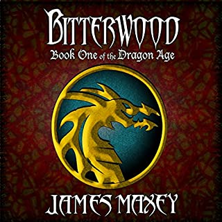 Bitterwood audiobook cover art