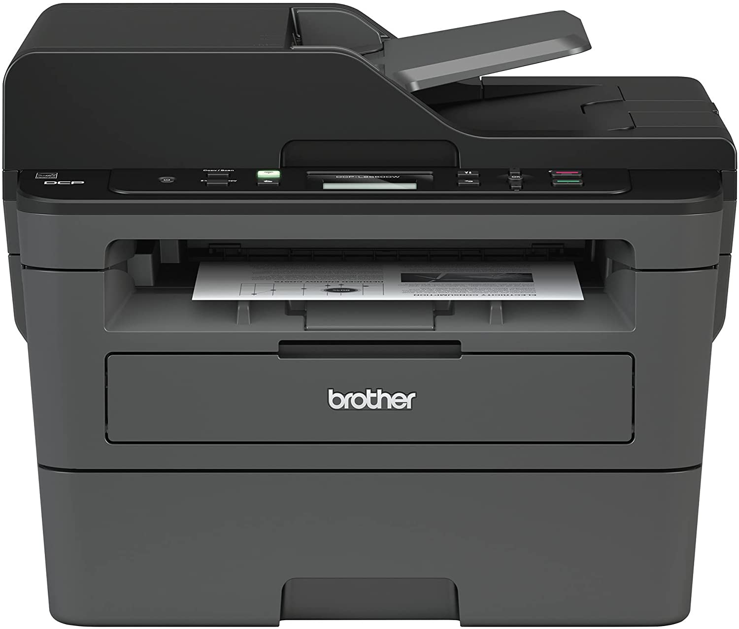 Brother DCP-L2550 All-in-One Wireless Detroit Mall Printer Monochrome Laser f Outlet ☆ Free Shipping