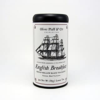 Signature Tea Tin - English Breakfast 3oz Loose Tea
