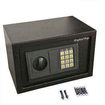 Display4top Caja Fuerte electrónica 310x200x200: Amazon.es: Bricolaje y herramientas