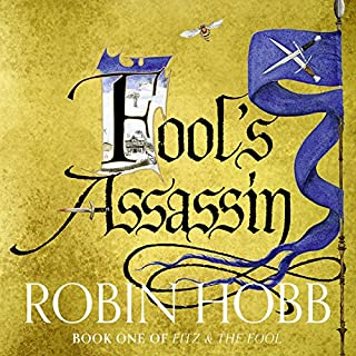 Fool's Assassin     Fitz and the Fool, Book 1              By:                                                                                                                                 Robin Hobb                               Narrated by:                                                                                                                                 Lee Maxwell-Simpson,                                                                                        Avita Jay                      Length: 28 hrs and 40 mins     287 ratings     Overall 4.6