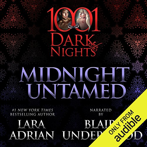 Midnight Untamed audiobook cover art