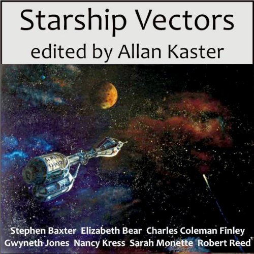 Starship Vectors audiobook cover art