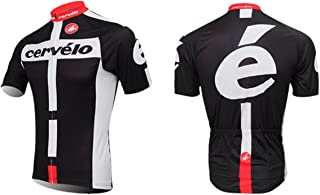 Cycling Jerseys Men's Bicycle Jersey Summer Breathable Jersey Bike Biking Shirt V298