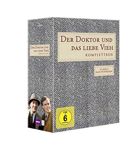 Der Doktor und das liebe Vieh Komplettbox NEU