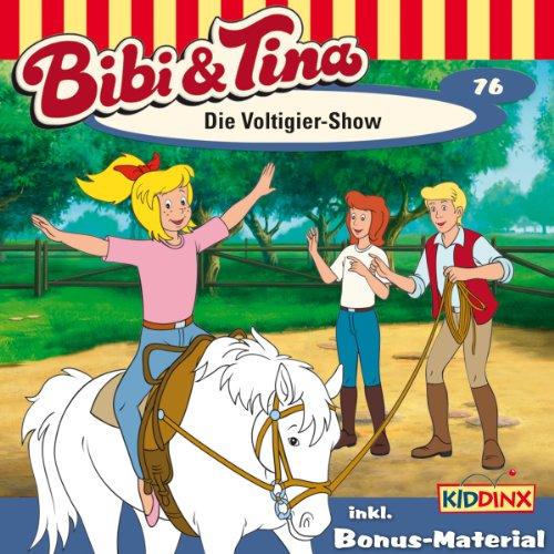 Die Voltigier-Show Titelbild