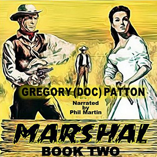 Marshal - Book 2 cover art