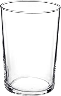 Bormioli Rocco Bodega Collection Glassware – Set Of 12 Maxi 17 Ounce Drinking Glasses For Water, Beverages & Cocktails – 1...