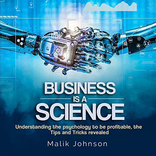 Business Is a Science audiobook cover art