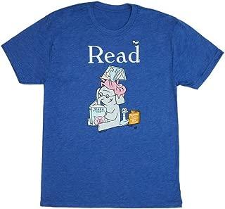 Unisex/Men's Classic Children's Book-Themed Tee T-Shirt