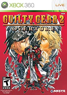 Guilty Gear 2: Overture - Xbox 360