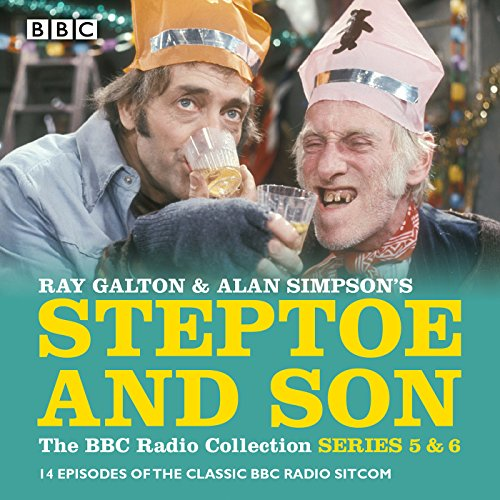 Steptoe & Son: Series 5 & 6 audiobook cover art