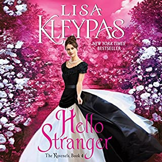 Hello Stranger audiobook cover art