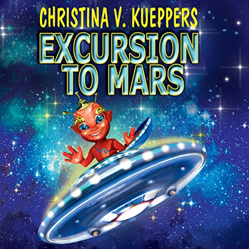 Excursion to Mars audiobook cover art