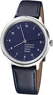 Mondaine - Reloj analógico para Unisex Adulto de Cuarzo MH1.R2240.LD