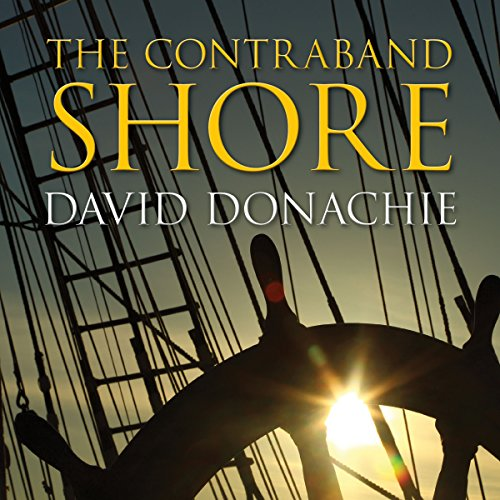 The Contraband Shore cover art