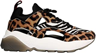 Stella McCartney Luxury Fashion Womens 580183W1HE49881 Brown Sneakers | Fall Winter 19