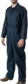 GRS Mens Unisex C2 Dark Navy Boiler Suit Navy Coverall Overalls for College Student Workshop (Various Sizes: XSmall - 3XL)