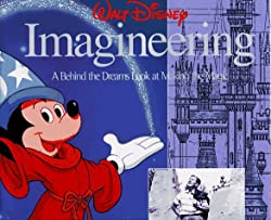 Walt Disney Imagineering book