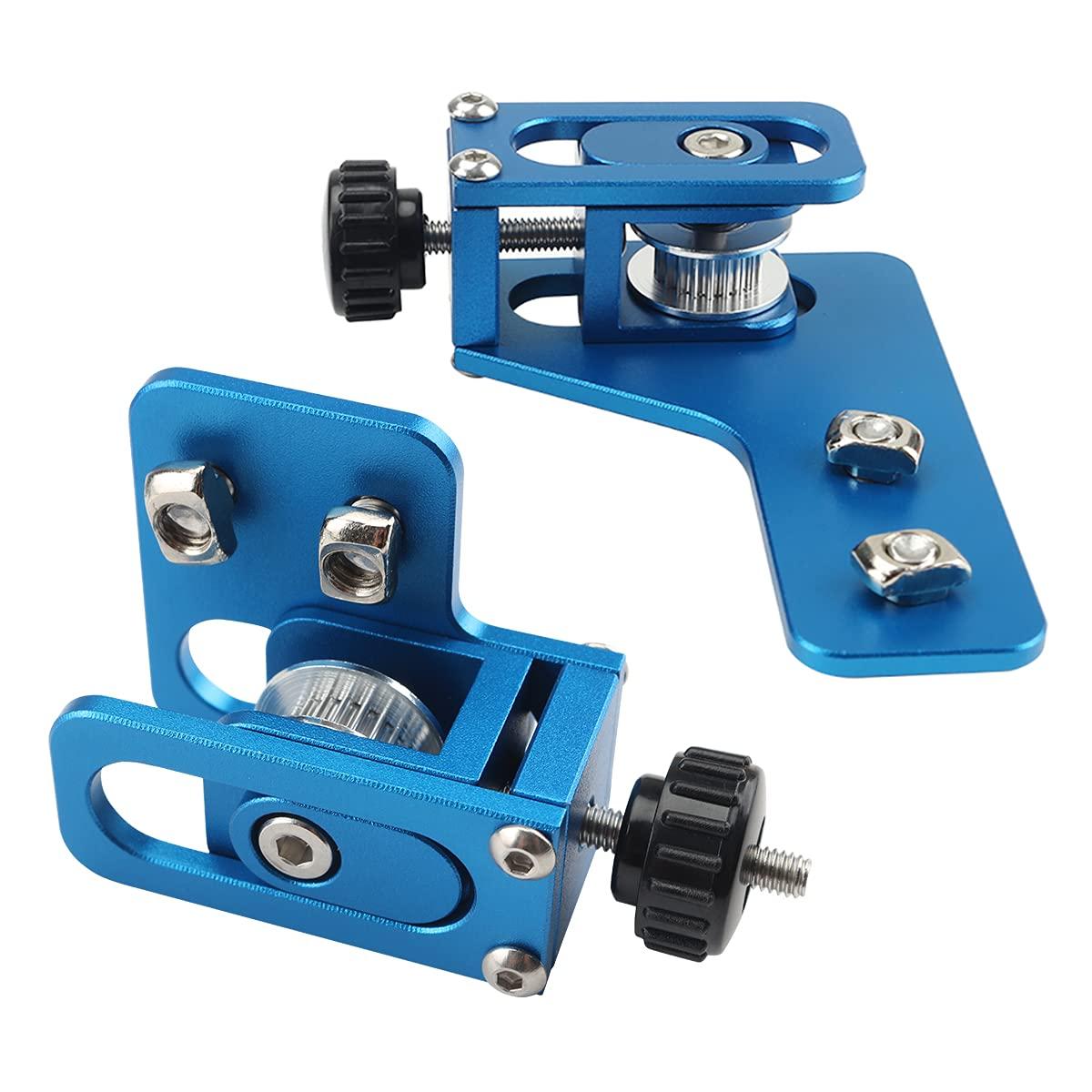 Imdinnogo Upgrade Sidewinder X1 3D Printer Accessories Adjustable X-axis Y-axis Synchronous Belt Stretch Straighten Tensioner Kit Compatible with Artilery Sidewinder X1 Parts