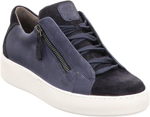 Paul vert 4639-002, Chaussures de Ville à Lacets pour Femme
