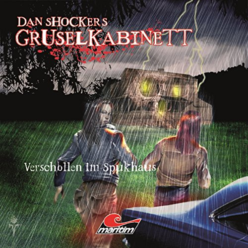 Verschollen im Spukhaus audiobook cover art
