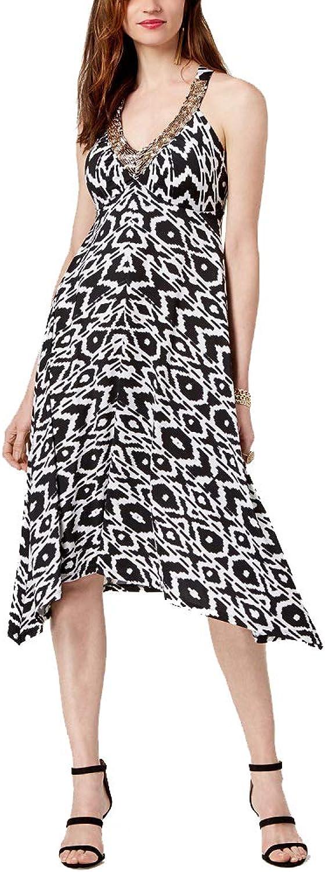 INC International Concepts Beaded Midi Dress