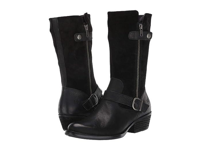 Born  Walker (Black) Womens  Boots